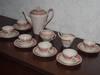 Stary zestaw kawowy CHODZIEŻ lata 60