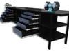 Stół Warsztatowy Metalowy 200x60x90