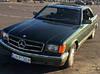 Mercedes-Benz 500 Sec W126 Sec stan kolekcjonerski