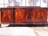 Bufet  chippendale 1925 rok mahoń oryginał