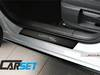 Nakładki progowe Peugeot 4008 listwy ochronne progi CHROM