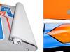 Baner reklamowy, materiał Frontlite 510g, m2 - miniaturka