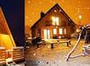 Dom wolnostojący nad Sanem w Bieszczadach