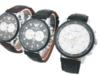 piekny zegarek meski Armani pasek