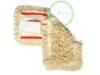 Mop bawełniany kieszeniowy z tasiemką rzepową 40 cm