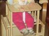 Krzesełko do karmienia. - 1