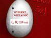 Jajka styropianowe - miniaturka
