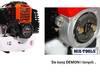 Silnik spalinowy do kosy DEMON 5,2KM