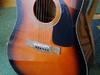 Używana gitara akustyczna Fender CD-60 SB