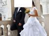 Piękna suknia ślubna - miniaturka