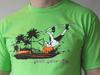 T-shirt WAKEBOARD, koszulka wake,oryginalny wzór,różne kolory - miniaturka
