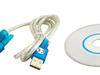 Przejściówka Adapter USB Na RS232 Com + Cd