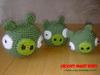 Szydełkowe Świnki (Angry Birds) - miniaturka