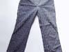 spodnie, dżinsy w paski rozmiar 36 promiss,elastyczne dżinsy
