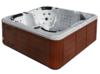 WANNA SPA JACUZZI OGRODOWE 4-5-OSOBOWA MODEL BARBADOS 500