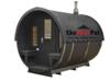 Scandinavian Barrel Sauna - Skandynawska Beczka Ogrodowa