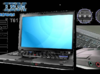 """IBM T61 2x2,2/2/80/DVD 15,4"""" XP GWAR FV! - miniaturka"""