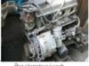 Silnik do skody S 100 do remontu i części