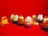 jajko, jaja wielkanocne, wstążka ręcznie wykonane - 4
