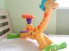 Interaktywny rowerek Rower stacjonarny żyrafa dzieci VTECH - miniaturka