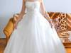 Suknia ślubna princessa Sincerity 3857 kolor ivory r. 38-40