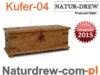 Drewniana Skrzynia,Kufer od PRODUCENTA - meble z Katowic