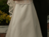 Ręcznie wyszywana suknia ślubna - miniaturka