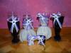 Kieliszki ślubne dla Młodej Pary