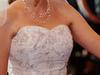 Suknia ślubna ecru 38 Verise Caprice + bolerko - 12