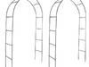 Pergola ogrodowa, łuk dla pnącz (2 szt) 40776