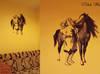 Artystyczne malowanie ścian