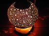 Lampa z tykwy rekodzielo - miniaturka