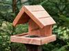 Ćwirek - solidny karmnik dla ptaków od Bednarz i Kozik