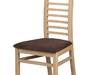 Krzesło ze szczebelkami ERYK. Drewno bukowe. Duży wybór.