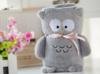 Kocyk dziecięcy / niemowlęcy przytulanka - nowy