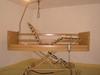 Rehabilitacyjne łóżko - pielęgnacyjne Westfalia - miniaturka