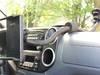 Uchwyt 80cm do szyby samochodowej giętki na tablet telefon