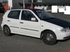 VW POLO III rok 1998 1,0 biało-czarny możliwa zamiana na dostawczy - miniaturka