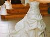 Suknia ślubna ecru 38 Verise Caprice + bolerko - 5