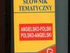 Słownik tematyczny angielsko polski polsko angielski