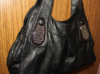 Klasyczna czarna torebka damska
