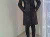 Płaszcz skórzany damski Marbet - miniaturka