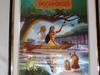 Obrazek laserowy - Pocahontas Disneya