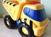 Muzyczna wywrotka samochód do piasku  blue box SaNdRa - miniaturka