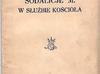 Sodalicje - ks. Kwiatkowski -1935 rok