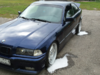 Bmw e36 coupe 1.8is LPG