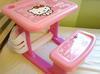 Biurko stolik stoliczek krzesełko ławeczka mamut Hello Kitty - miniaturka