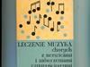 Leczenie muzyką chorych z nerwicami i zaburzeniami