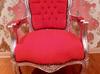 Fotelik dla dziewczynki