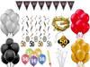 Zestaw dekoracji na 50 -te urodziny